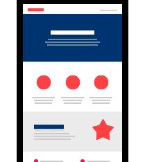 landing page development services